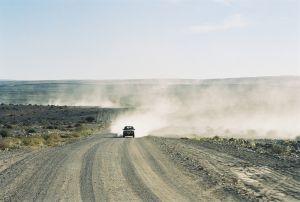 Namibia - Sand Road