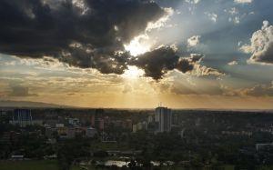 Nairobi Chiaroscuro